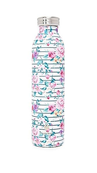 Manna 20oz Retro Air Floral Water Bottle Shopbop