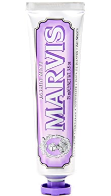 마비스 민트 치약 Marvis Jasmine Mint Toothpaste,No Color