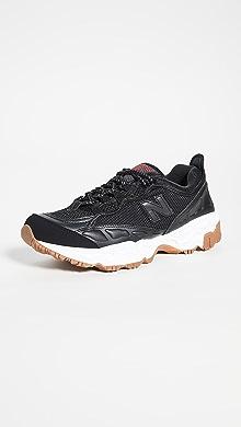 뉴발란스 스니커즈 New Balance 801 Sneakers,Black/White