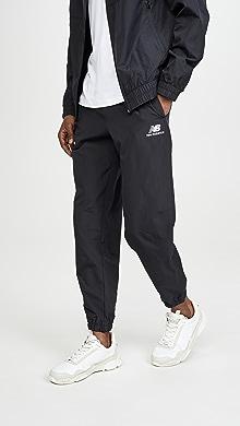 뉴발란스 조거팬츠 New Balance NB Athletics Wind Pants,Black