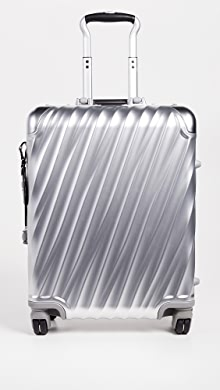 투미 캐리어 알루미늄 하드 케이스 Tumi 19 Degree Aluminum Continental Carry On Suitcase,Silver