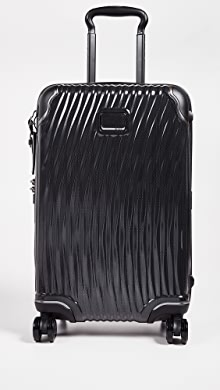 투미 여행용 하드 캐리어 검정 Tumi Latitude International Carry On Suitcase,Black
