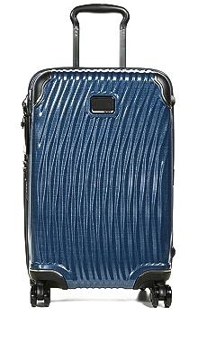 투미 여행용 하드 캐리어 네이비 Tumi Latitude International Carry On Suitcase,Navy