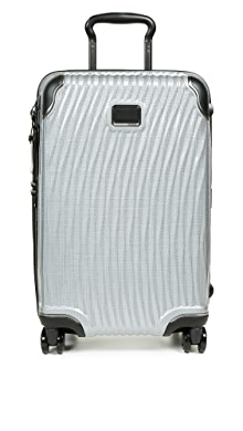 투미 여행용 하드 캐리어 실버 Tumi Latitude International Carry On Suitcase,Silver