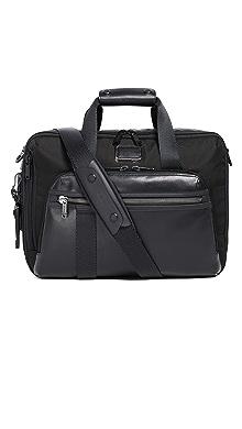 투미 알파 브라보 마운틴 서류가방 Tumi Alpha Bravo Mountain 3 Way Briefcase,Black