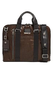 투미 알파 브라보 아비아노 슬림 서류가방 Tumi Alpha Bravo Aviano Slim Briefcase,Dark Brown