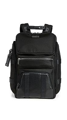 투미 알파 브라보 틴들 유틸리티 백팩 Tumi Alpha Bravo Tyndall Utility Backpack,Black