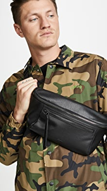 투미 슬링백 Tumi Mezzanine Stevie Sling Bag,Black
