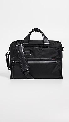투미 알파 슬림 서류가방 Tumi Alpha Slim Three Way Briefcase,Black