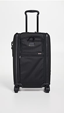 투미 알파 듀얼 소프트 캐리어 Tumi Alpha International Dual Access 4 Wheel Carry On,Black