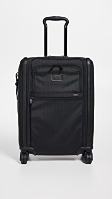 투미 알파 소프트 캐리어 Tumi Alpha Continental Dual Access 4 Wheel Carry On,Black