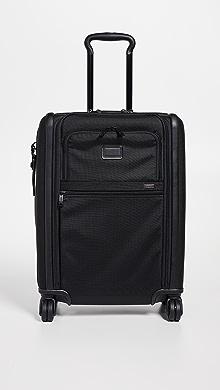 투미 알파 캐리어 Tumi Alpha Continental Dual Access 4 Wheel Carry On,Black