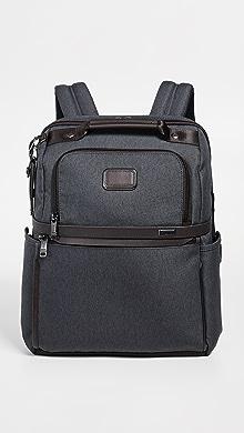 투미 알파 슬림 솔루션 브리프 백팩 Tumi Alpha Slim Solutions Brief Backpack,Anthracite