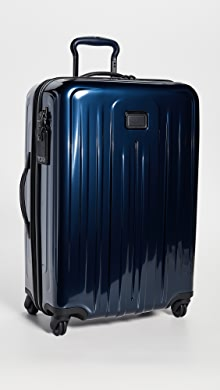 투미 여행 V4 하드 캐리어 Tumi Short Trip Expandable 4 Wheel Suitcase,Eclipse