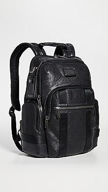 투미 알파 브라보 나탄 백팩 Tumi Alpha Bravo Nathan Backpack,Black