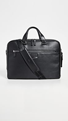 투미 에쉬튼 깁슨 슬림 서류가방 Tumi Ashton Gibson Slim Briefcase,Black Perforated