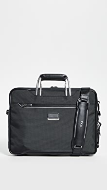 투미 서류가방 Tumi Arrive Hannover Slim Briefcase,Black