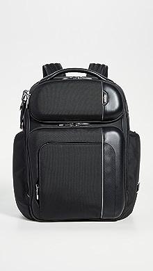 투미 백팩 Tumi Arrive Barker Backpack,Black