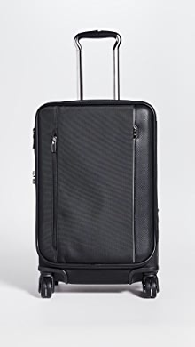 투미 여행용 소프트 캐리어 Tumi Arrive International Dual Access 4 Wheel Carry On,Black