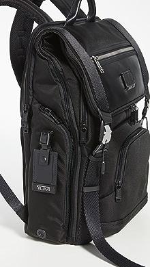 투미 알파 브라보 라크 백팩 Tumi Alpha Bravo Lark Backpack,Black