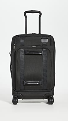 투미 캐리어 여행용 소프트 캐리어 Tumi Merge International Front Lid 4 Wheeled Carry On,Black
