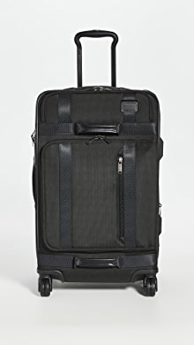 투미 캐리어 여행용 소프트 캐리어 Tumi Merge Short Trip Expandable 4 Wheeled Package Case,Black