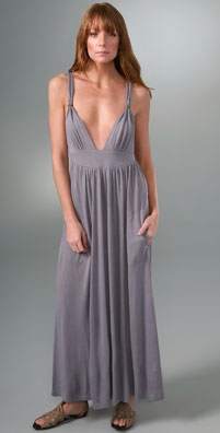Beau Soleil Beau Ring Long Dress