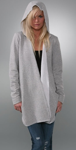 Bop Basics Hooded Cardigan