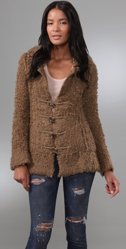 Free People Teddi Bear Coat