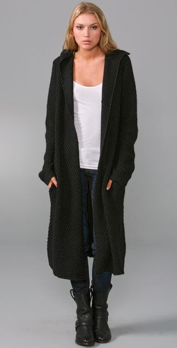 James Perse Long Cardigan