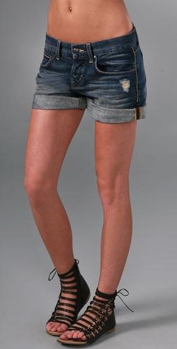 Juicy Couture Jessie Vintage Boyfriend Shorts