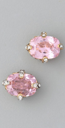 Juicy Couture Couture Cut Studs