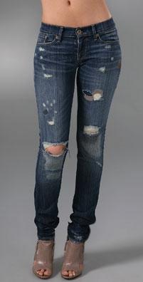 Levi's Capital E Skimmer Skinny Jeans