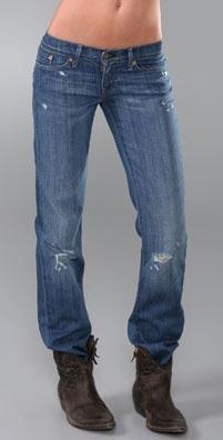 Levi's Capital E Ruler Straight Leg Jeans