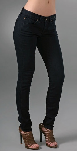 Madewell Low Rise Skinny Jeans