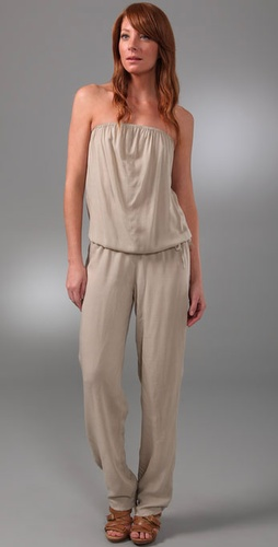 Mikoh Port Elizabeth Cover Up Jumpsuit