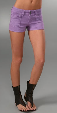 Paige Denim Mariposa Shorts