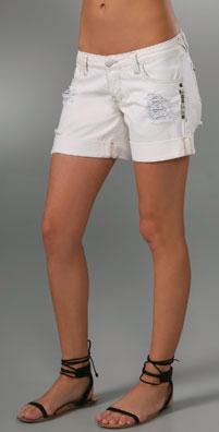 Pencey Denim Shorts