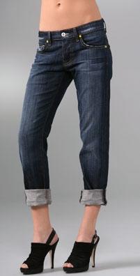 Rich & Skinny Vintage Boyfriend Jeans
