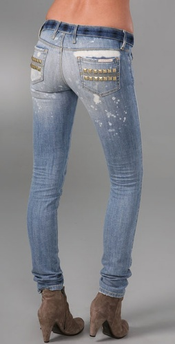 sass & bide Did It for the Club Jeans