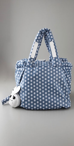 See by Chloe Joyrider Polka Dot Square Shoulder Bag