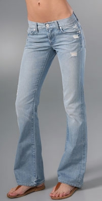 7 For All Mankind Boot Cut Jean