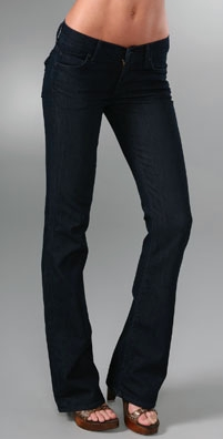 7 For All Mankind Flap Pocket Boot Cut Jeans