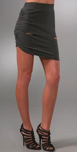 Thayer Peek a Boo Miniskirt