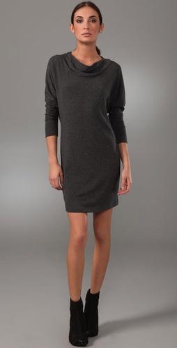 Vince Dolman Sleeve Sweater Dress