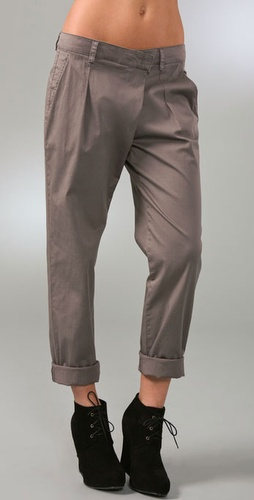 Vince Asymmetrical Chinos