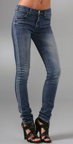 Vince Denim High Line Skinny Jeans