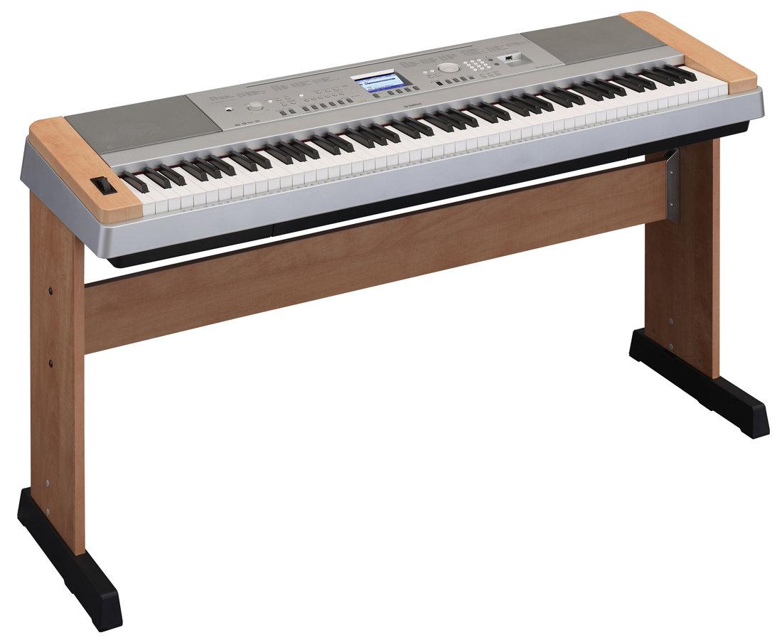 E Piano Yamaha : yamaha dgx640w digital piano walnut discontinued by manufacturer musical ~ Aude.kayakingforconservation.com Haus und Dekorationen