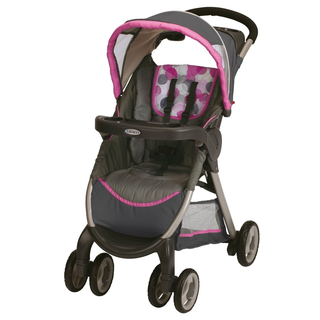 Amazon.com: Graco FastAction Fold Classic Connect Stroller ...
