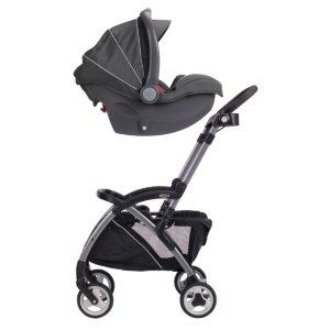 Amazon Com Graco Snugrider Elite Stroller And Car Seat